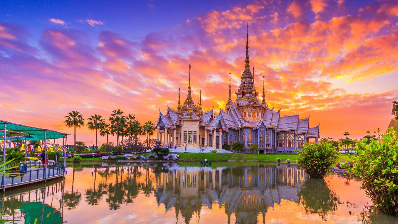 ¿Tailandia tu próximo destino?